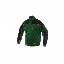 Blůza ORION Otakar, zeleno-černá