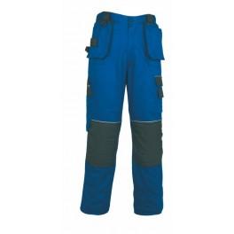 Kalhoty pánské ORION,modro-černé